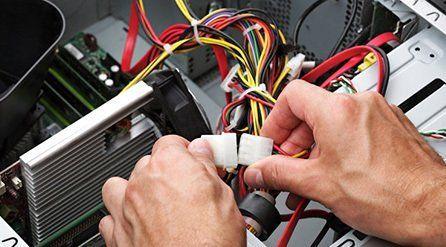 PC repairs underway