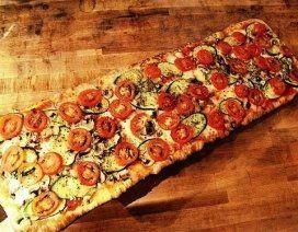 pizza a metro, pizza a mezzogiorno