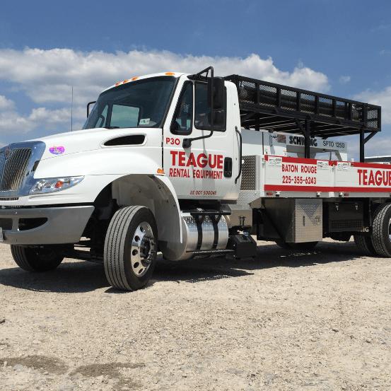 Complete Concrete Pump Services   Baton Rouge, LA   Teague Rental