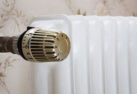 Central heating - Lothian - George Wight - Heating radiator