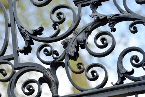 Customized railing created by a fabricated metal specialists in Las Vegas, NV