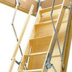 Opti Step Attic Ladder