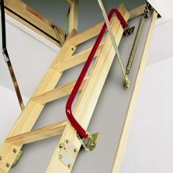 Timber Attic Ladder LWK270 580 x 111