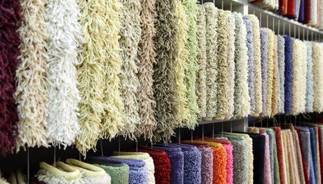 rug racking