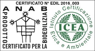Certificazione Anab-Icea