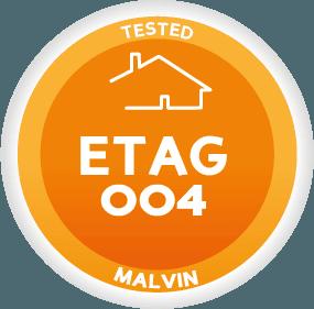 Certificazione ETAG 004