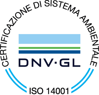 Certificazione ISO 14001:2004 DNV-GL