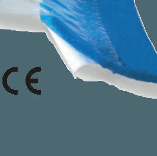 Fascia perimetrale adesiva + Bandella