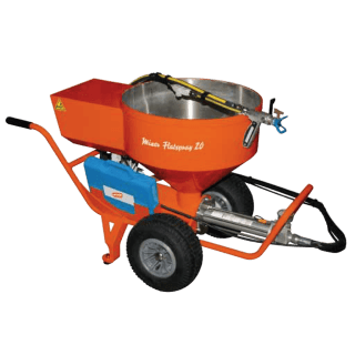 Mixer Flatspray 20