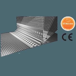Giunto in PVC di espansione combinata ad angolo variabile catnic