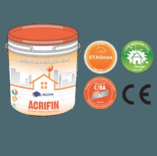 Acrifin