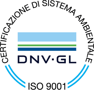Certificazione ISO 9001:2008 DNV-GL
