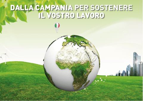 MALVIN S.r.l. Dalla Campania per sostenere il vostro lavoro