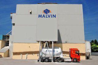 Magazzino materiali Malvin