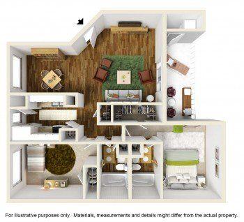 rockridge park floor plans see our spacious apartment layouts