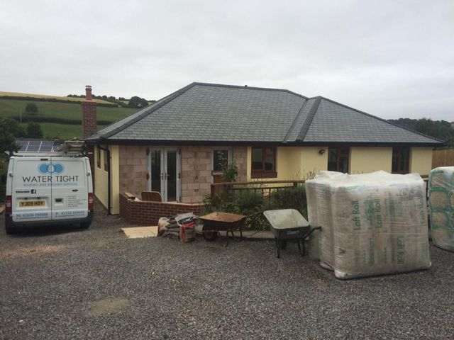 Watertight Roofing Sw Limited Roofers In Plymouth