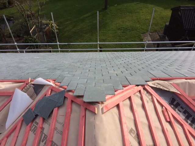 New Roof Installations By Professionals In Plymouth