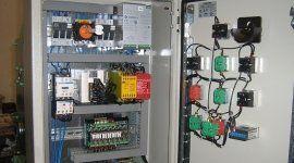 quadro elettrico , quadro elettrico settore industriale, quadro elettrico per industria