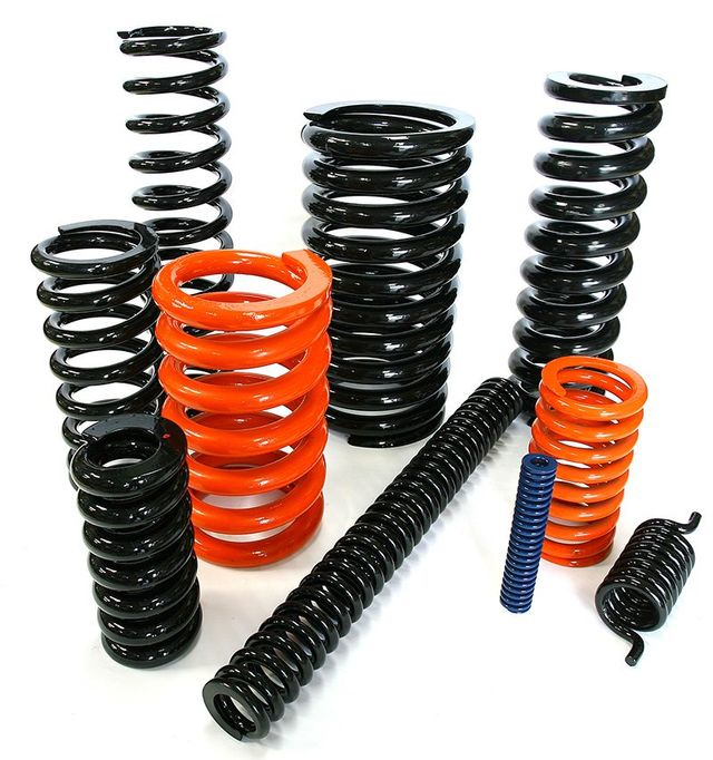 Purchase Compression Springs Euro Springs Ltd