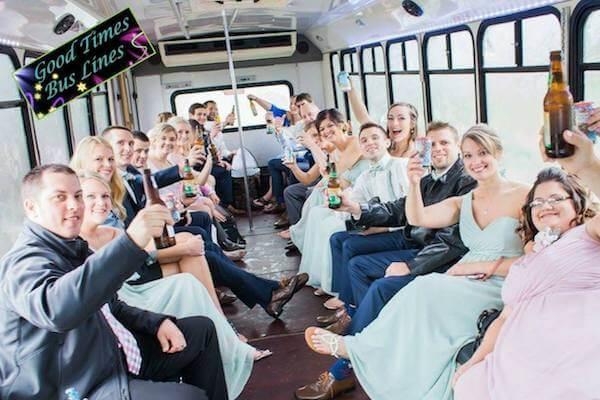 Party Bus Rentals Minneapolis and St Paul MN | Services
