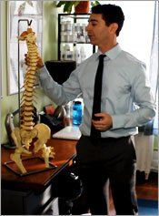 About Dr. Louis Granirer - Holistic Chiropractic Center