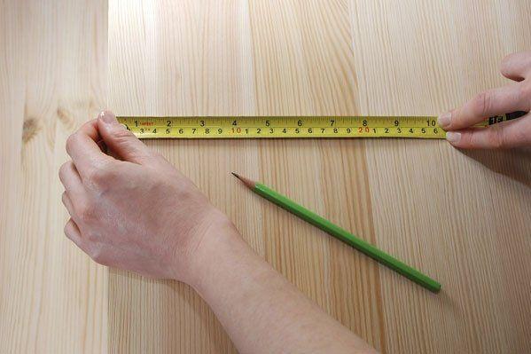 rilievo e misure