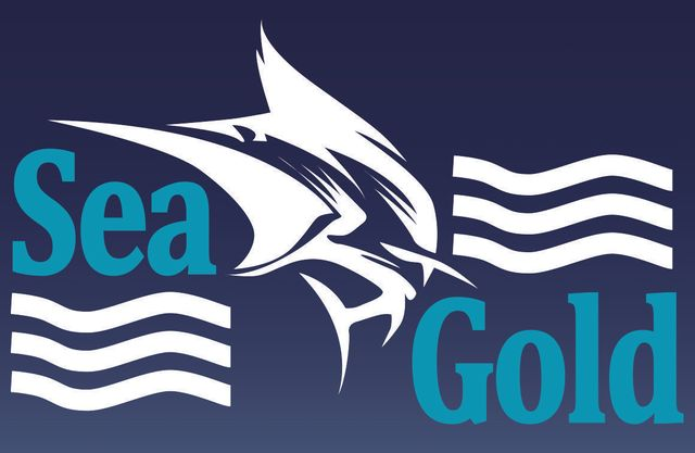 SEA GOLD - LOGO