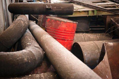 Smaltimento rifiuti metallici, recupero rifiuti in ferro, Viterbo