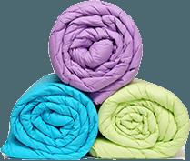 tre asciugamani