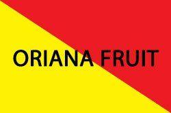 Oriana Fruit - Logo