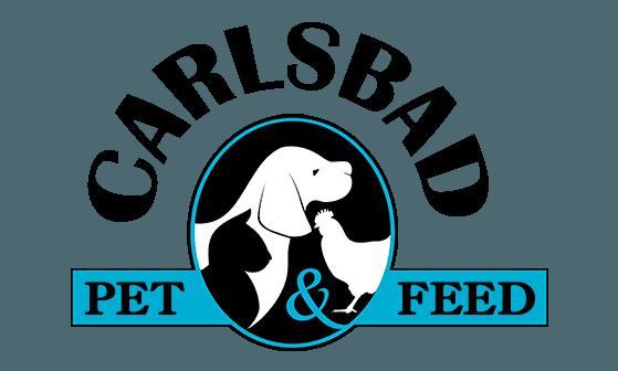 carlsbad pet and feed logo
