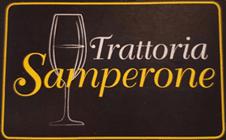 TRATTORIA SAMPERONE - LOGO