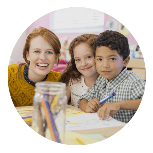 Personal assistance from teachers