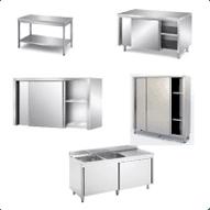 arredamento per cucine, arredamento per pizzerie, attrezzature per pasticceria