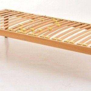Rete di legno con ammortizzatori