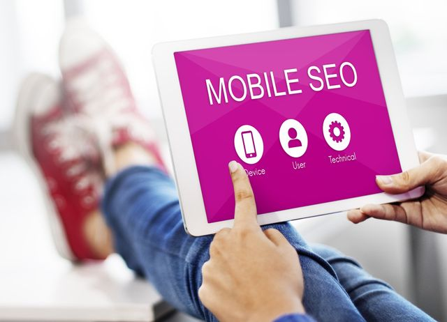 mobile search optimisation