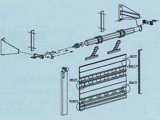 garage crosses system