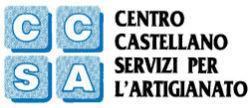 C.C.S.A. CENTRO CASTELLANO SERVIZI PER L'ARTIGIANATO - LOGO