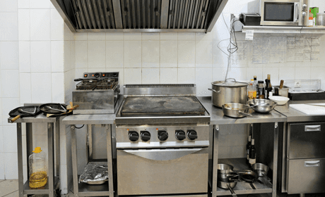 Commercial Kitchen Appliances Foodservice Training