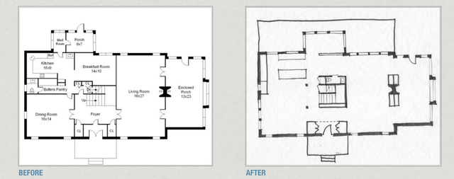 Make it Modern Colonial Home Remodel Plans on colonial floor plans, colonial house plans, colonial landscape plans, colonial kitchen plans, colonial garden plans, colonial building plans, colonial garage plans,