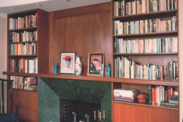 Custom Millwork Cabinetry and Fireplaces