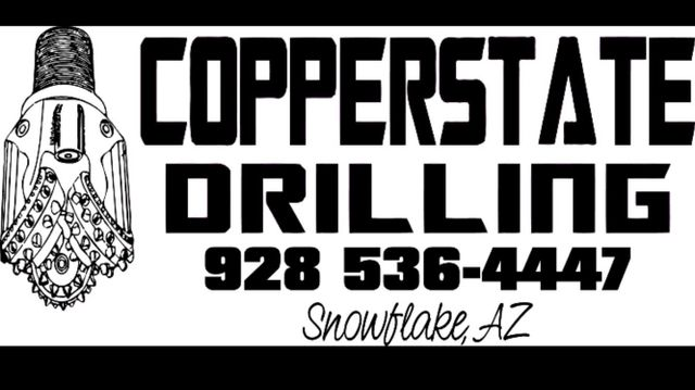 Water Storage Tanks | Snowflake, AZ | Copperstate Drilling