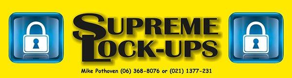 supreme lock-ups logo
