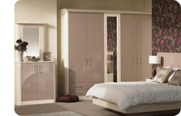 Soft furnishings - Edinburgh - Gayfield Design - Bed