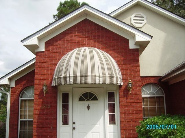 Metal, Canvas, and Retractable Awnings | Tallahassee, FL