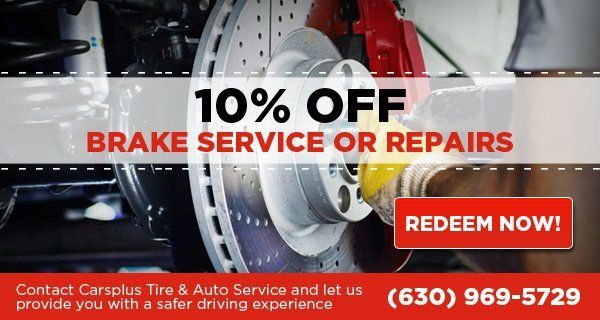 Brake Repair and Service Westmont, Illinois