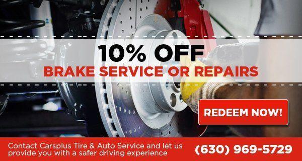 Brake Repair and Service Westmont, Illinois