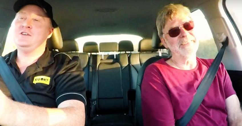 R U OK? Carpool Conversations: John Schumann image