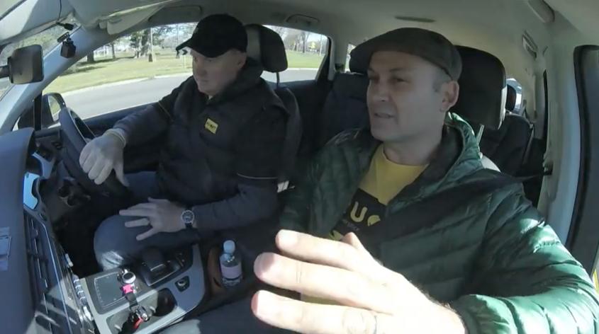 R U OK? Carpool Conversations: Steve Bastoni