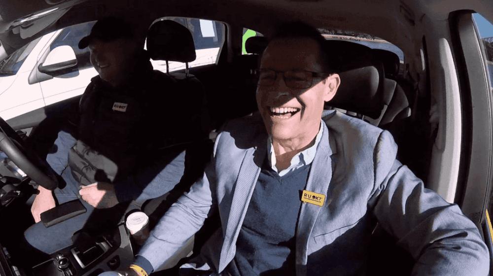 Carpool Conversations: James Gully